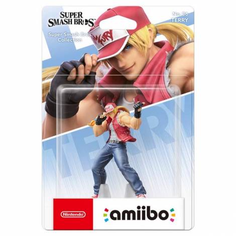 AMIIBO - Terry (SMASH BROS)