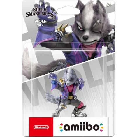 Nintendo Amiibo Super Smash Bros Wolf