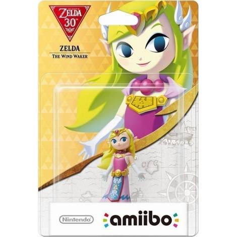 Nintendo Amiibo The Legend Of Zelda  - Zelda (The Wind Waker)