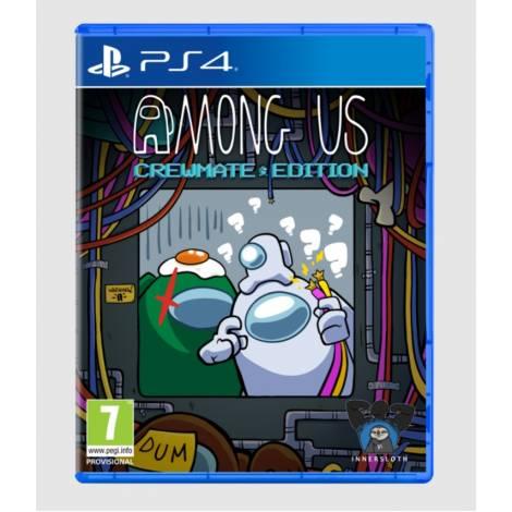 Among Us (Crewmate Edition) (PS4)