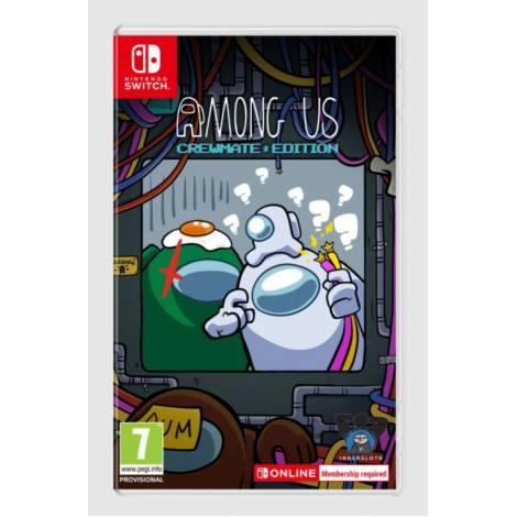 Among Us (Crewmate Edition) (Nintendo Switch)
