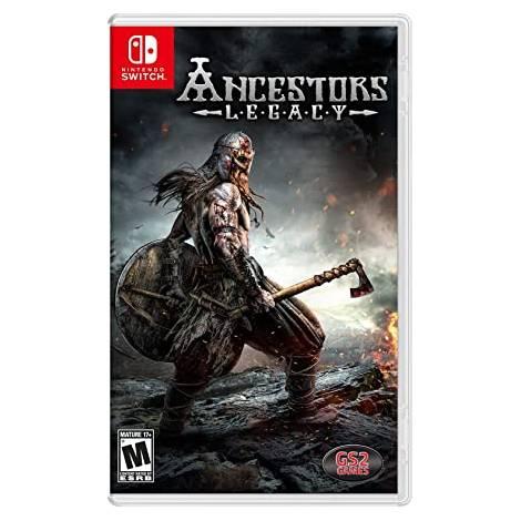 Ancestors Legacy (NINTENDO SWITCH)