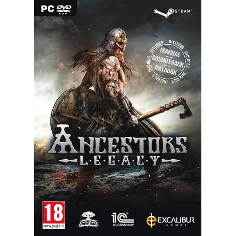 Ancestors Legacy Steam CD Key (Κωδικός μόνο) (PC)