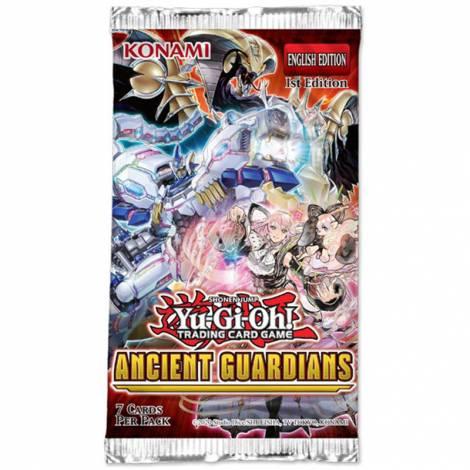 YuGiOh! Ancient Guardians Booster Pack (KON848098)