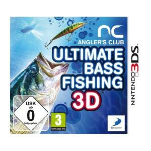 Anglers Club: Ultimate Bass Fishing (3DS)