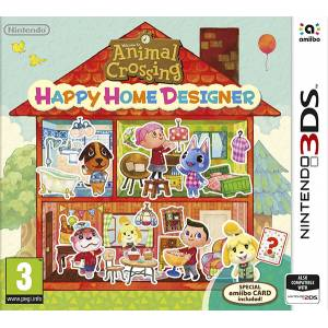 Animal Crossing: Happy Home Designer + amiibo Card  NINTENDO