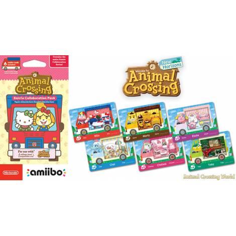 Animal Crossing: New Leaf -  Sanrio Amiibo Card Pack
