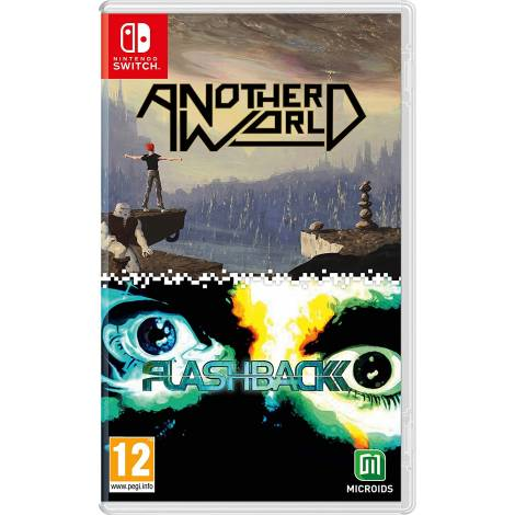Another World & Flashback Double Pack  (Nintendo Switch)