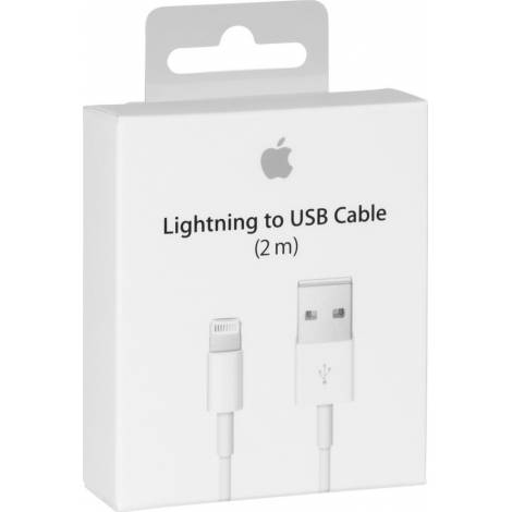 Apple Cable : Lightning To USB 2m