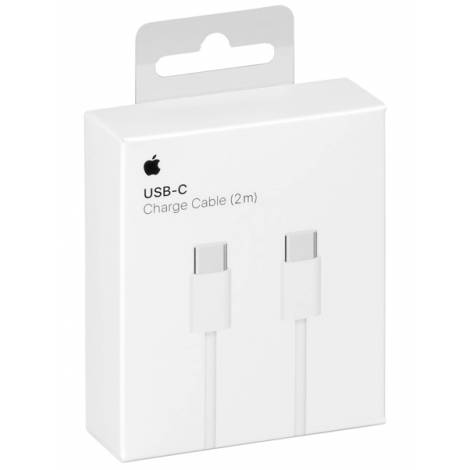 APPLE Καλώδιο USB Type-C MLL82ZM/A, 2m, λευκό