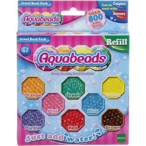 AQUABEADS REFILL: JEWEL BEAD PACK (79178)