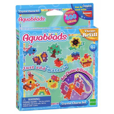 Aquabeads: Theme Refill - Crystal Charm Set (79288)
