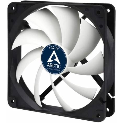 Arctic F12 TC 3-Pin Temperature-controlled fan with standard case 12cm (AFACO-120T0-GBA01)