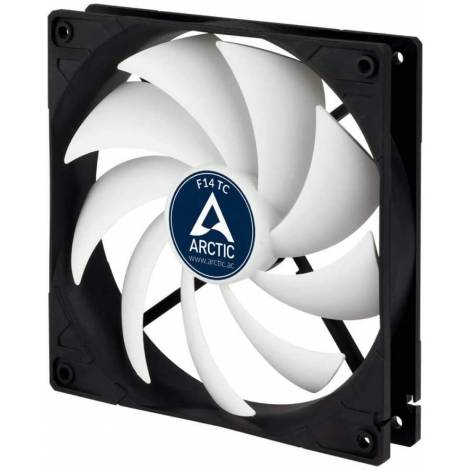 Arctic F14 TC 3-Pin Temperature-controlled fan with standard case (ACFAN00081A)