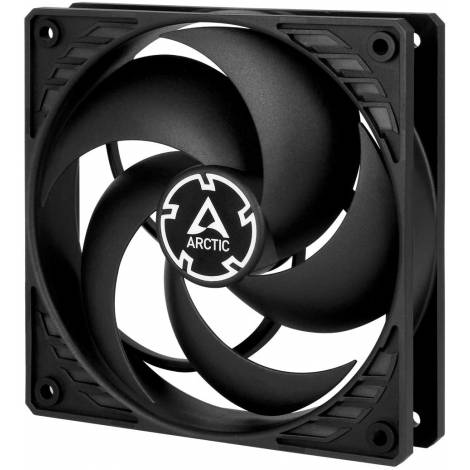 Arctic P12, Pressure-optimised Extra Quiet Case Fan 120mm, Black (ACFAN00130A)