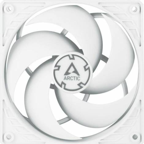 Arctic P14 PWM PST (White/White) – 140mm Pressure Optimized Case Fan