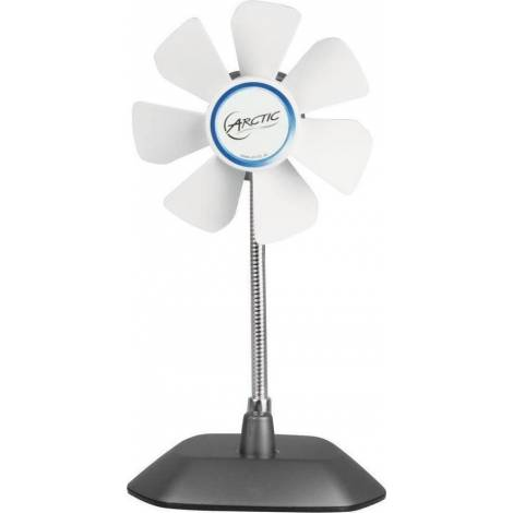 Arctic USB Desktop Fan Breeze Silver  (Ανεμιστήρας)