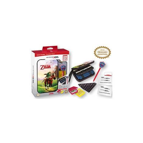 Ardistel Game Traveler Essentials Pack Case Zelda - Ocarina (NINTENDO 3DS)