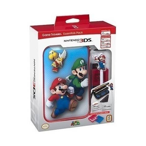 Ardistel Nintendo 3DS , 3DS XL Game Traveler - Essentials Pack - Mario,Luigi & Koopa Troopa (NINTENDO 3DS)