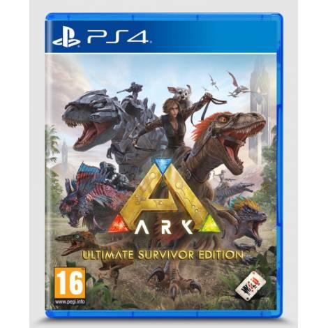 Ark: Ultimate Survivor Edition (PS4)