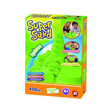 AS Company Aμμος Super Sand - 450GR Πράσινο Χρώμα (1046-42609)