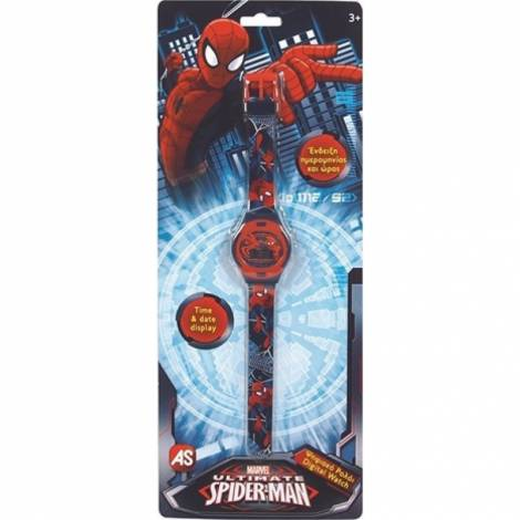 AS Digital Watch Spiderman (1027-64133)