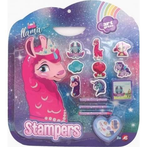AS Llama Stampers (1023-64031)