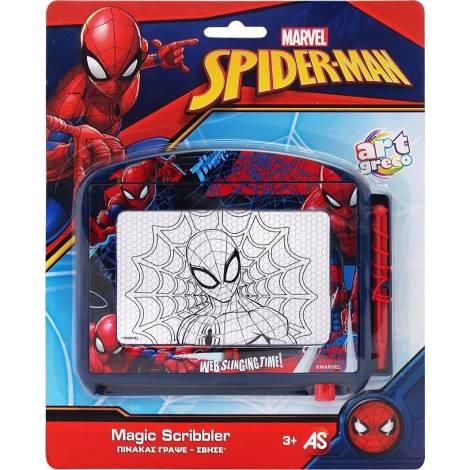 AS Magic Scribbler Spiderman Travel Γράψε Σβήσε (13063) (1028-13063)