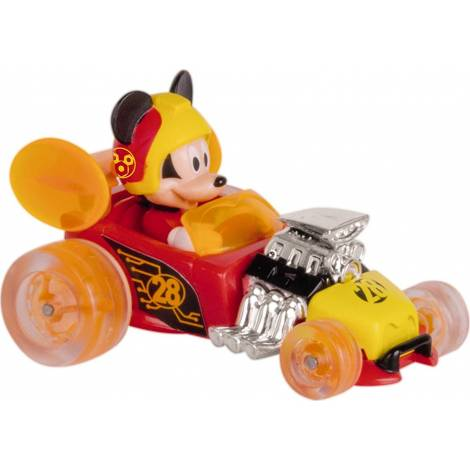 AS Mickey and the Roadster Racers - Super Charged The Hot Doggin' Hot Rod (183766)