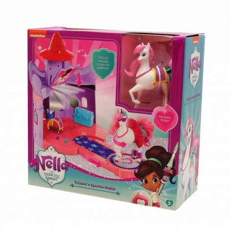AS Nella the Princess - Trinket's Sparkle Stable Playset (1003-11293)