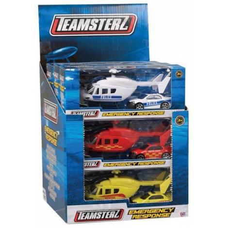 AS Teamsterz - Emergency Response Vehicles 1:64 (Random - Τυχαία επιλογή) (73612) (7535-73612)
