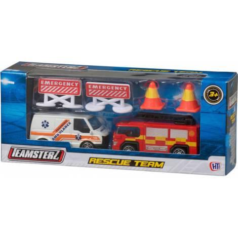 AS Teamsterz - Rescue Team Metal Vehicles 1:64 (7535-73614)