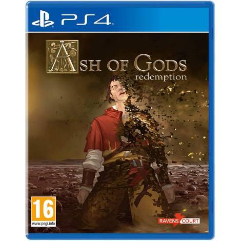 Ash of Gods: Redemption (PS4)