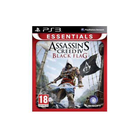 Assassin 's Creed IV : Black Flag - Essentials (PS3)