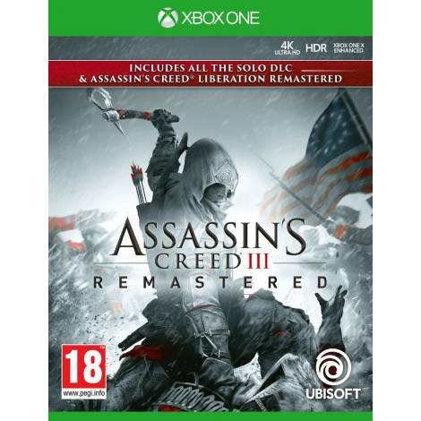 Assassin's Creed® III Remastered (Xbox One)