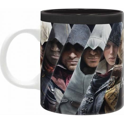 Assassin's Creed - Legacy Ceramic Mug  320ml (ABYMUG548)