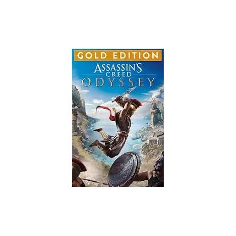 Assassin's Creed Odyssey - Gold Edition Uplay CD Key Only (Κωδικός μόνο) (PC)