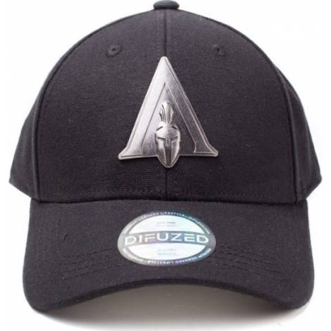 Assassin's Creed Odyssey - Metal Badge Odyssey Logo Curved Bill Cap (BA650667ACO)