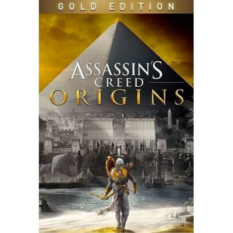 Assassin`s Creed: Origins Gold Edition - Uplay CD Key (Κωδικός μόνο) (PC)