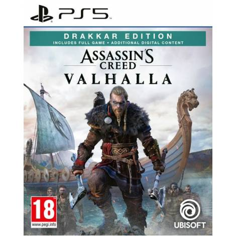 Assassin`s Creed: Valhalla  DAY 1 (PS5)