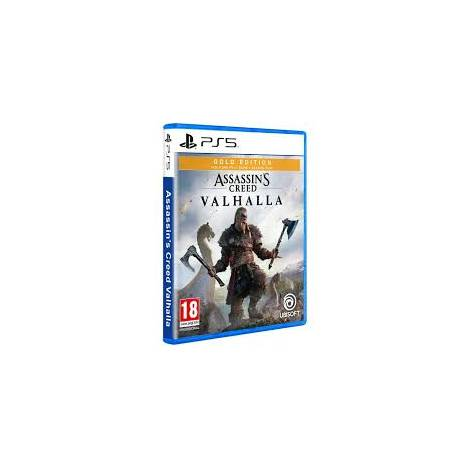 Assassin`s Creed:  Valhalla - Gold Edition (PS5)