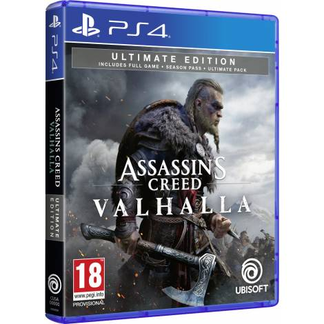 Assassin`s Creed: Valhalla - Ultimate Edition (PS4)