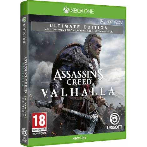 Assassin`s Creed: Valhalla - Ultimate Edition (XBOX ONE)