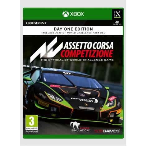 ASSETTO CORSA COMPETIZIONE (Day One Edition) (Xbox Series X)