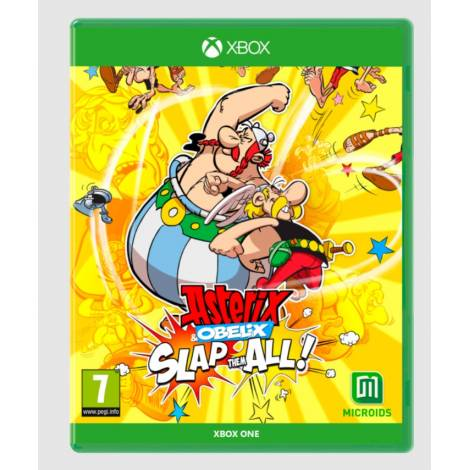 Asterix & Obelix: Slap them All! (Limited Edition) (Xbox One)