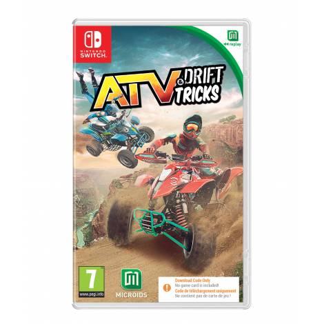 ATV & Drift Tricks Replay (Nintendo Switch)