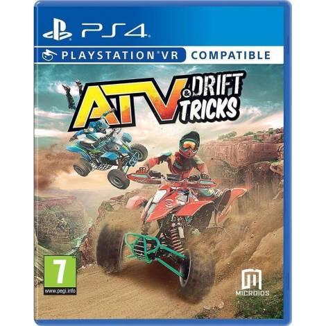 ATV & Drift Tricks Replay (PS4)