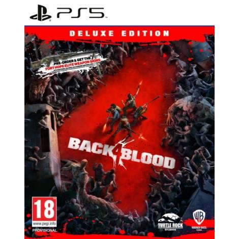Back 4 Blood (Deluxe Edition) (με pre-order bonus) (PS5)