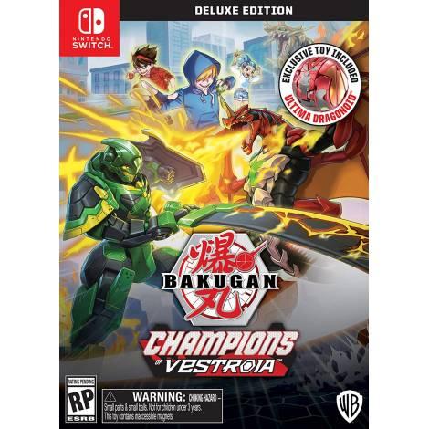 Bakugan Champions of Vestroia Toy Edition (NINTENDO SWITCH)