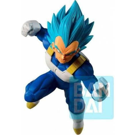 Bandai Ichibansho Dragon Ball Z: Dokkan Battle - Super Saiyan God Super Saiyan Vegeta Statue (18cm) (16119)